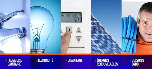 Bruno Chapeau électricité plomberie chauffage