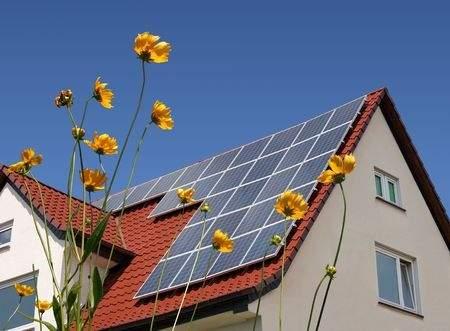 Panneaux solaires énergie renouvelable